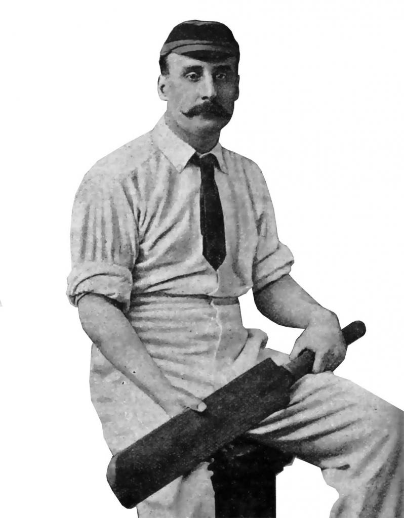 Cricket Moustache