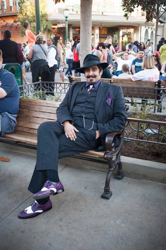 Disneyland Dapper Day